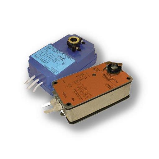 Электроприводы для воздушных клапанов без пружинного возврата